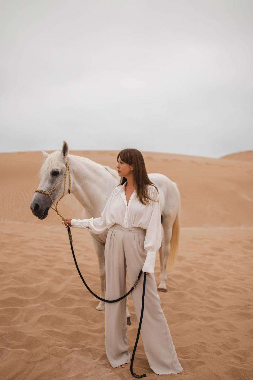 Jeans Joseph kaki