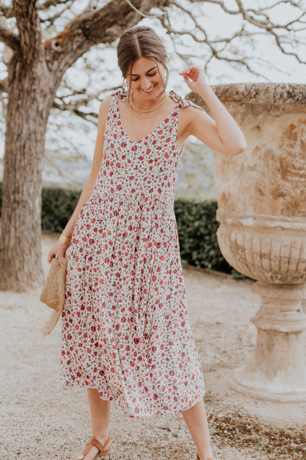 Alexandra blooming dress