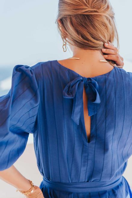 Athena black sandals
