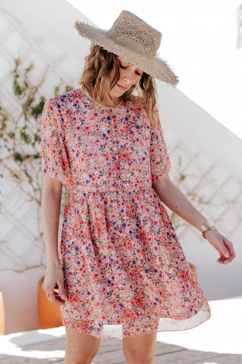 Romantic Olivia dress