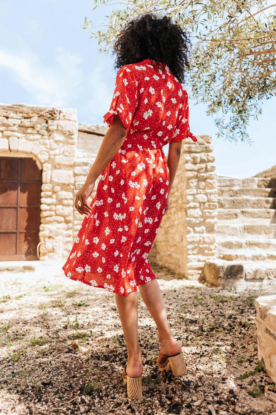 Noémie black dress