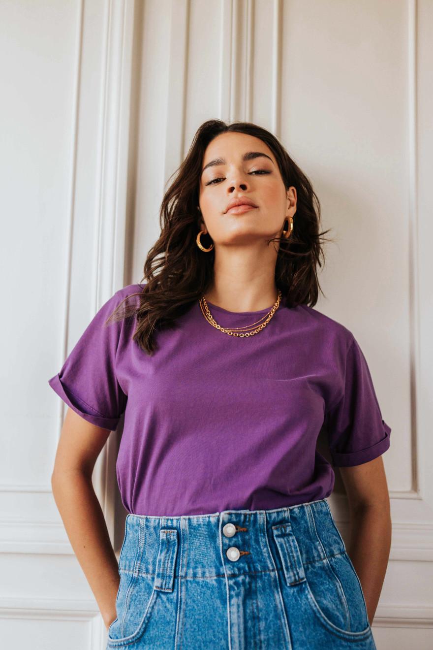 Manhattan camel bag