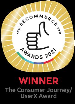 BeCommerce Winner Customer Journey 2021